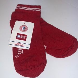 Ohio state new with tags socks